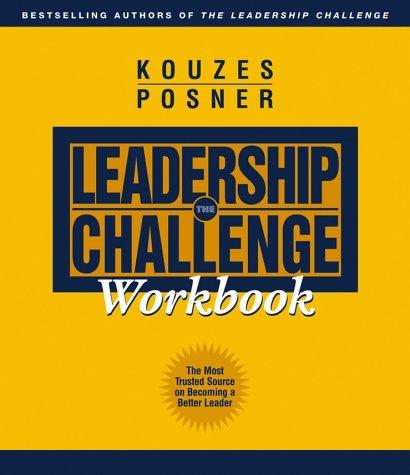 The Leadership Challenge Workbook 9780787968212