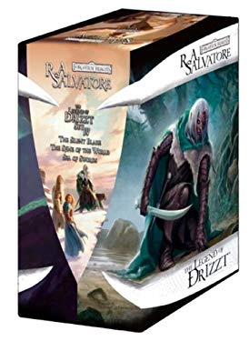 The Legend of Drizzt Boxed Set, Books XI - XIII 9780786952328