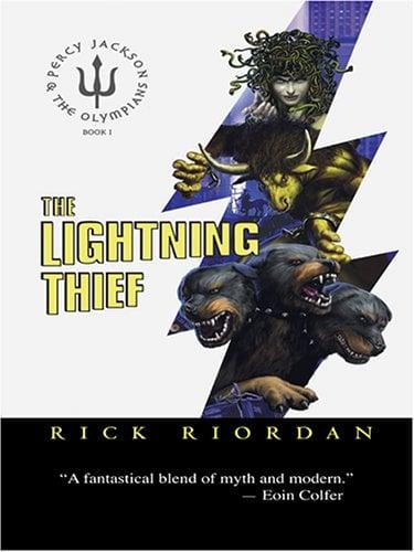 The Lightning Thief 9780786282258