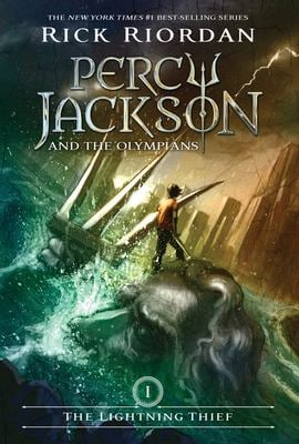 The Lightning Thief 9780786838653