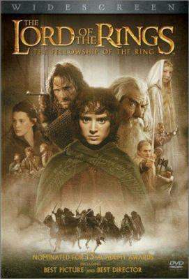 The Lord of the Rings: The Fellowship of the Ring 9780780638372
