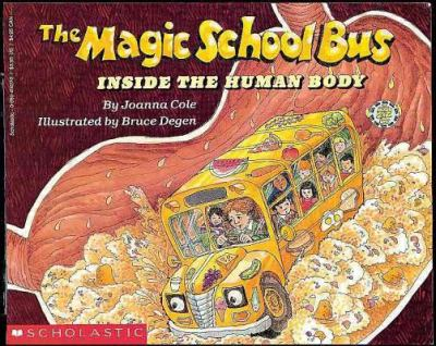 The Magic School Bus Inside the Human Body 9780780706279