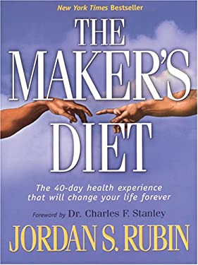 The Maker's Diet 9780786285976