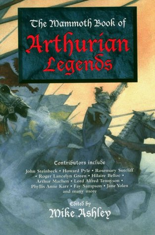 The Mammoth Book of Arthurian Legends 9780786705320