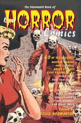 The Mammoth Book of Best Horror Comics 9780786720729