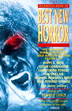The Mammoth Book of Best New Horror 9780786705856
