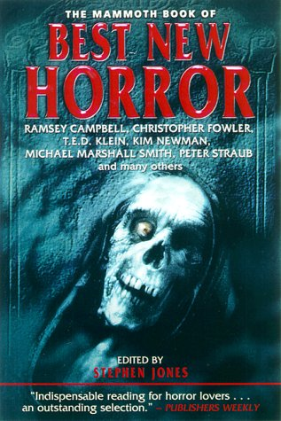 The Mammoth Book of Best New Horror 9780786707928