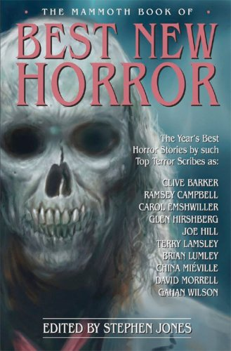 The Mammoth Book of Best New Horror 9780786720491