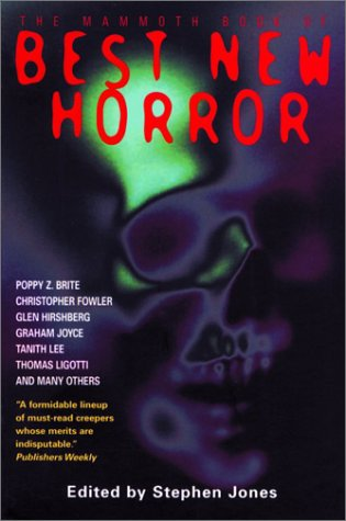 The Mammoth Book of Best New Horror, Volume 13