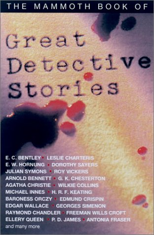 The Mammoth Book of Great Detective Stories 9780786708864