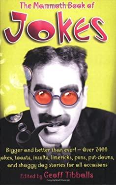 The Mammoth Book of Jokes 9780786718399