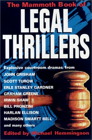 The Mammoth Book of Legal Thrillers 9780786708659