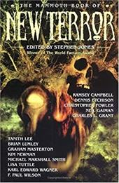 The Mammoth Book of New Terror 3098004