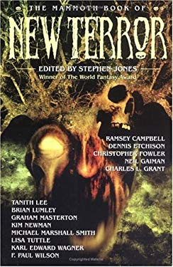 The Mammoth Book of New Terror 9780786714094