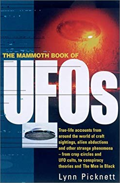 The Mammoth Book of UFOs 9780786708000