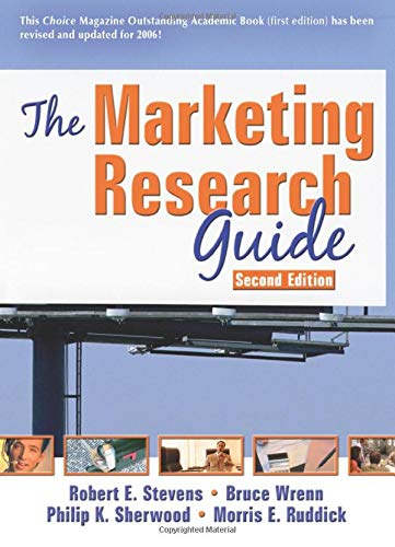 The Marketing Research Guide 9780789024176