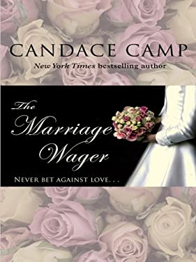 The Marriage Wager 9780786297955