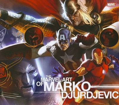 The Marvel Art of Marko Djurdjevic 9780785139621
