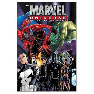 The Marvel Universe Roleplaying Game 9780785110286