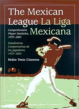 The Mexican League/La Liga Mexicana: Comprehensive Player Statistics, 1937-2001 9780786413782