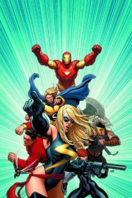 The Mighty Avengers: The Ultron Initiative 9780785123705