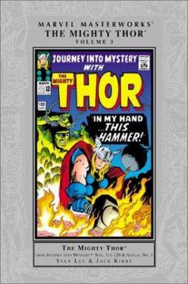 Marvel Masterworks: Mighty Thor - Volume 3 9780785112686