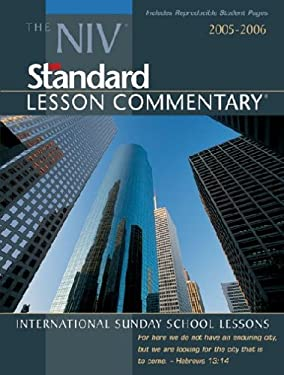 The NIV Standard Lesson Commentary 9780784716083