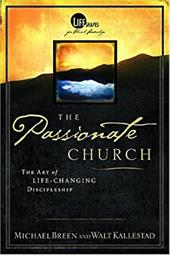 The Passionate Church 3033143