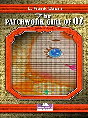 The Patchwork Girl of Oz 9780786282081