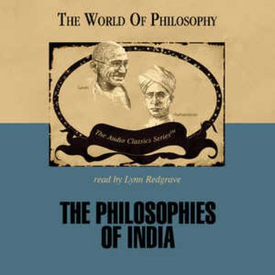 The Philosophies of India 9780786163809