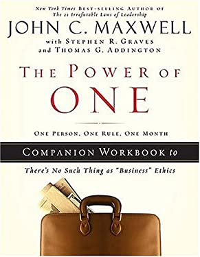 The Power of One: One Person, One Rule, One Month 9780785260059