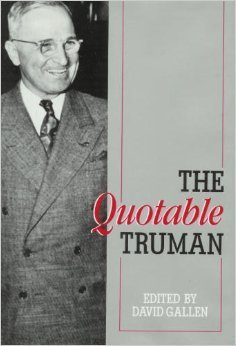 The Quotable Truman
