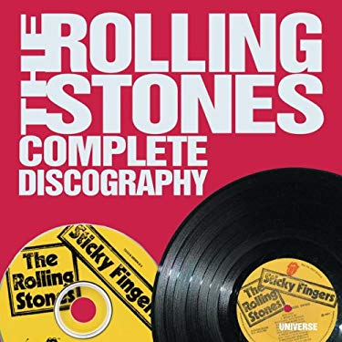 The Rolling Stones Complete Discography 9780789314994