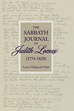The Sabbath Journal of Judith Lomax 9780788505386