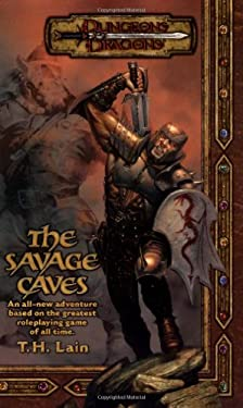 The Savage Caves 9780786928453