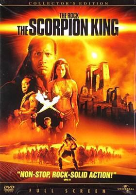The Scorpion King 9780783273310