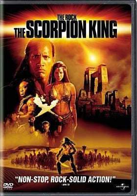 The Scorpion King 9780783267715