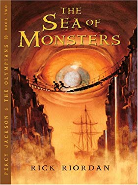The Sea of Monsters 9780786290741