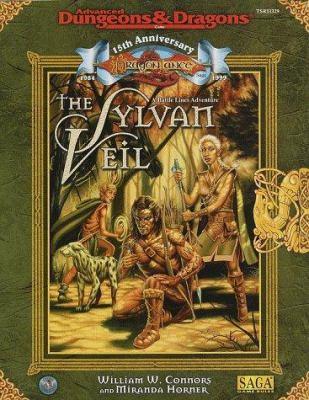 The Sylvan Veil: The Elves of Krynn 9780786913299
