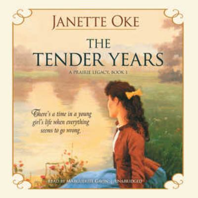 The Tender Years 9780786195558