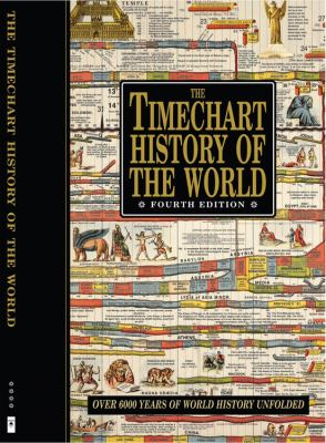 The Timechart History of the World 9780785827825