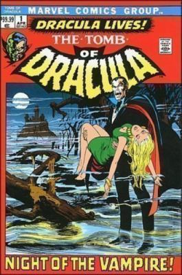 The Tomb of Dracula Omnibus, Volume 1 9780785127789