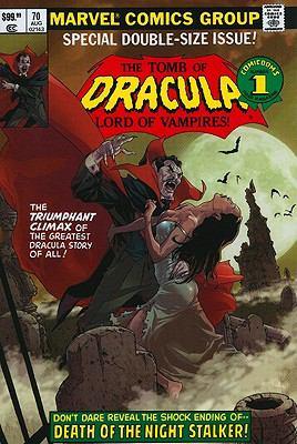 The Tomb of Dracula Omnibus, Volume 2 9780785135760