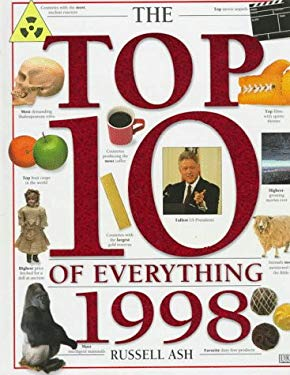 The Top Ten of Everything 1998 9780789421999