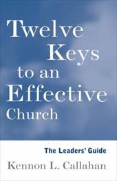 The Twelve Keys Leaders' Guide 3118130