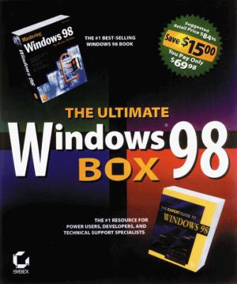 The Ultimate Windows 98 Box [With Features Diagnostic Software, Shareware...] 9780782122855