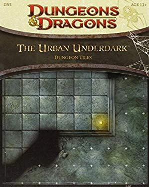The Urban Underdark - Dungeon Tiles 9780786960415