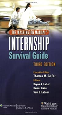The Washington Manual Internship Survival Guide [With Procedure Card] 9780781793605