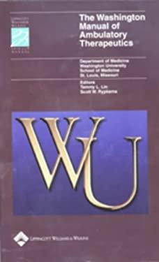 The Washington Manual of Ambulatory Therapeutics 9780781735704