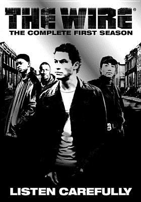The Wire: The Complete First Season 9780783127927
